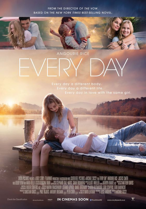 Every Day New Posters From New Zealand And The Philippines Https Teaser Peliculas De Adolecentes Mejores Peliculas Romanticas Mejores Peliculas De Netflix