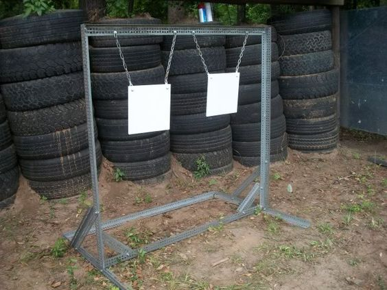 What's a simple way to build a backstop? - AR15.Com ...