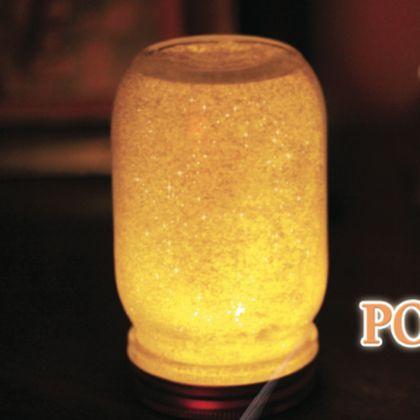 Ta lampe poussière de fée