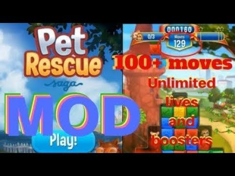 No Root Pet Rescue Saga Hack Get Unlimited Gold Bars Coins And Lives Android Ios Pet Rescue Saga Hack And Ch Pet Rescue Saga Free Games Game Resources