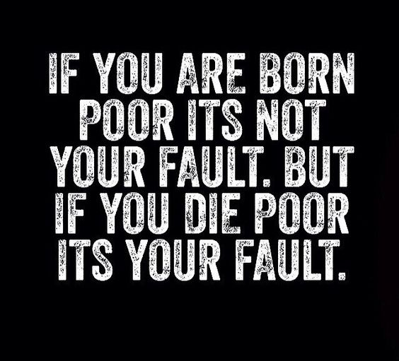 Quotes About The Rich And Poor: Fashion Quotes & Words Of Wisdom