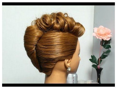 Pin On Updo Tutorial