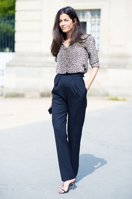 What advice can you give to wearing button-up shirts tucked in ...