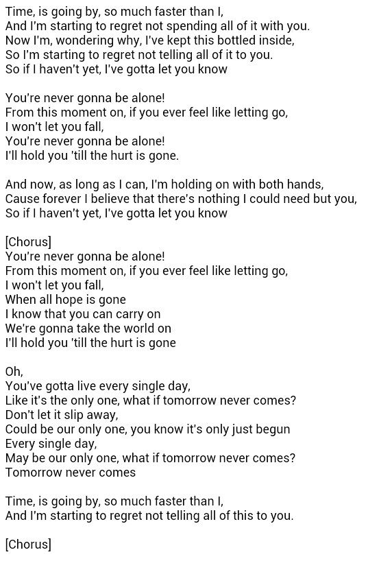 Never Gonna Be Alone by Nickelback Lyrics ❤ liked on Polyvore - grade 2 book report template