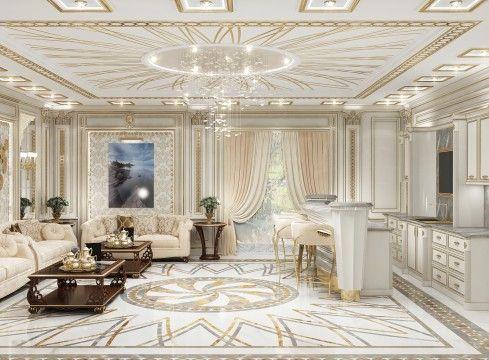Top 10 Interior Designer Company Dubai Interior Design Luxury House Plans Modern Dining Room