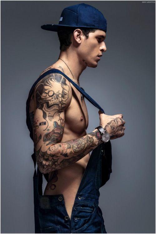 chrishotrod2000:   Brazilian model Diego Fragoso... - Men&Fashion