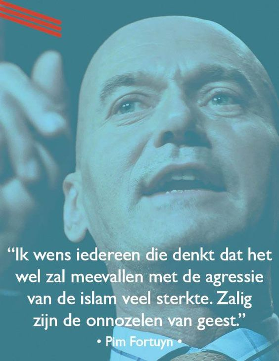 Vlaams & Conservatief - Pim Fortuyn: