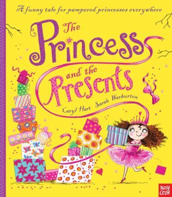 Princess Ruby is the most spoiled princess you could ever meet. And when it's her birthday, there are so many presents that the palace literally bulges at the seams. But when the palace and gifts finally collapse on the poor king, the tiny tyrant realizes that she has overlooked the most precious thing of all.