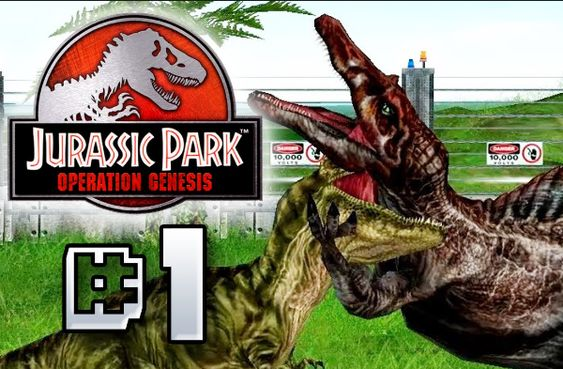 Jurassic Park Operation Genesis Full Download Pc Highly