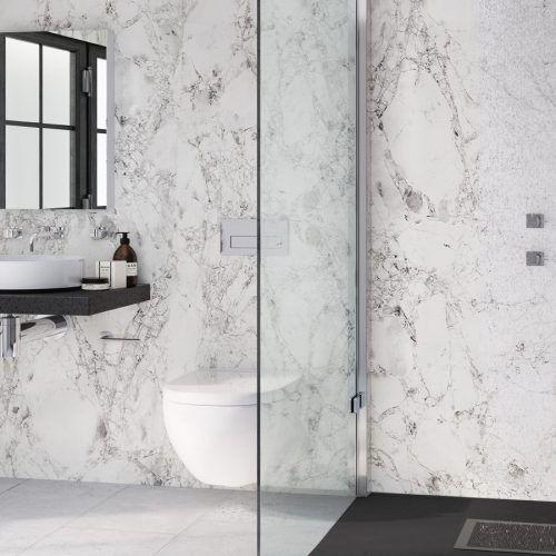 Des Fellows Wetwall Laminate Shower Panels Shower Panels Bathroom Design