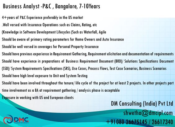 Pin By Dm Consulting On Job Posting