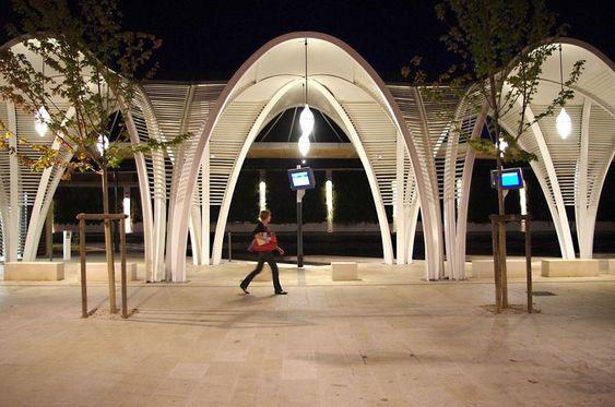 Agence Duthilleul - Gare Routière d'Aix en Provence