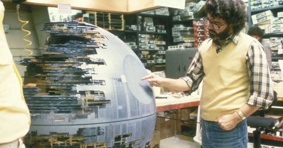 Forty years ago, George Lucas had a vision for a space saga that required the creation of Industrial Light & Magic, a special effects company that went on to revolutionize the industry.