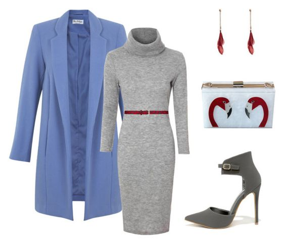 """""""Untitled #51"""" by brazilwithlove on Polyvore featuring Shoe Republic LA, Miss Selfridge, The Code and Glamorous"""