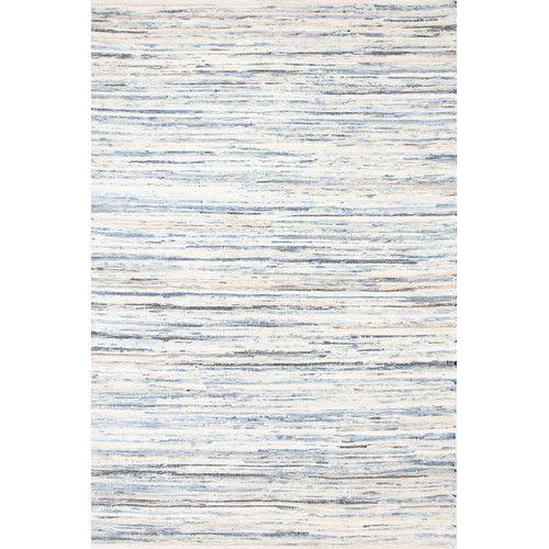 Denim Rag Woven Cotton Rug By Dash Albert Denim Rag Rugs Dash And Albert Rugs Woven Rug