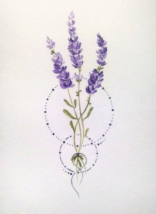 Tattoo Ideas Tattoo Design Drawings Lavender Tattoo Flower Drawing