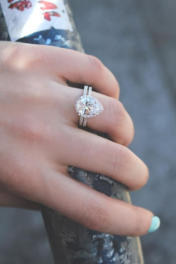My Engagement Story: From Tear Drop Trail To A Meaningful Ring
