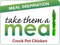 easy chicken in crock