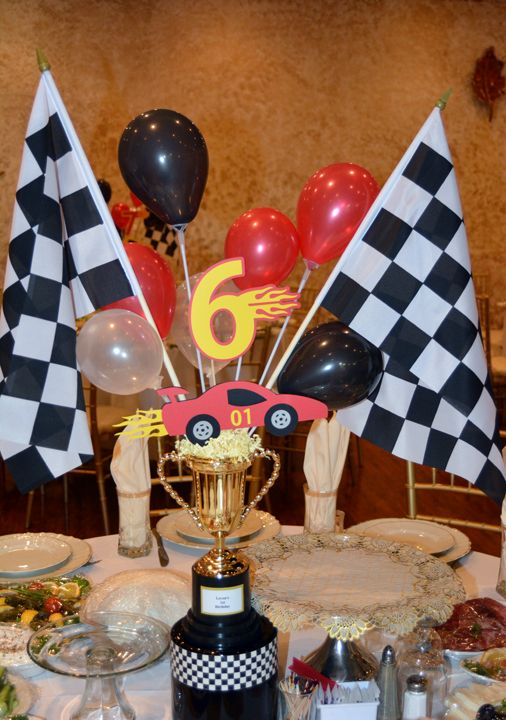 Rachel J Special Events: Vroom, vroom...let's race!