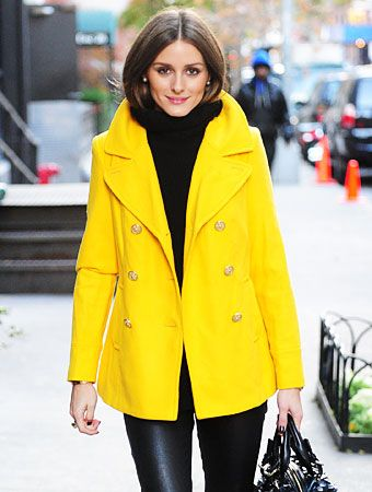 For me, Olivia Palermo is the best dressed woman. Ever