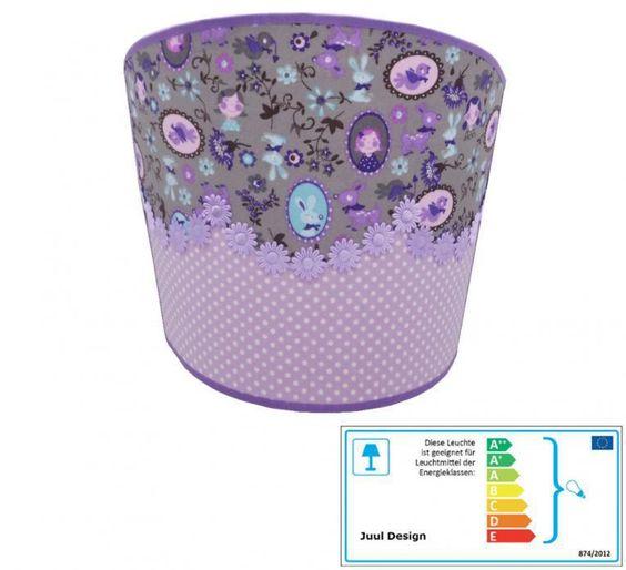 Juuldesign Wandlampe Sweet purple