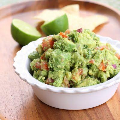 guacamole.  love guacamole