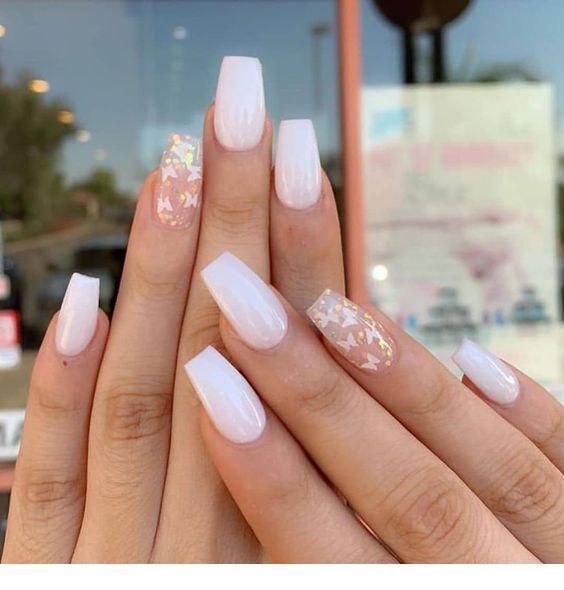 Gelnails Springnails In 2020 Acrylic Nails Coffin Short Image Nails Cute Acrylic Nail Designs