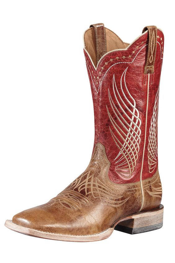 On sale & free shipping! Ariat Men's Mecate Cowboy Boots | No such ...