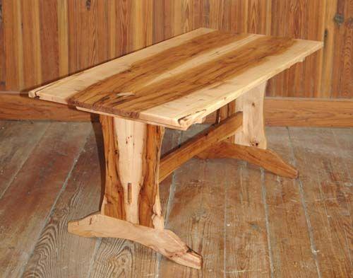 Trestle Table Woodworking Plans Texas Pecan Trestle