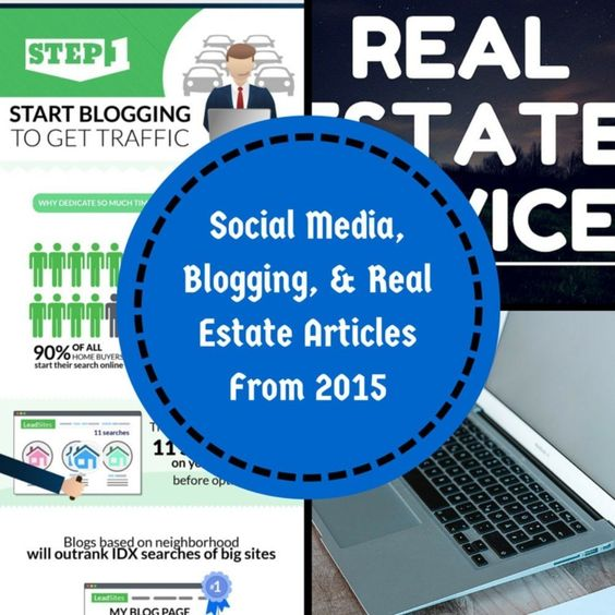 Correctly using social media and having a top real estate blog can pay huge dividends!  There are tons of great articles available that explain how to use social media in real estate. Here are some great resources on how to kill it with SM in Real Estate! http://learni.st/users/KyleHiscockRE/boards/132181-how-to-kill-it-with-social-media-and-blogging-in-real-estate via @KyleHiscockRE