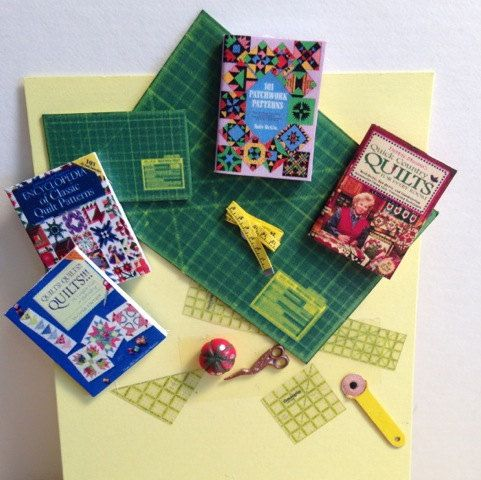 Miniature, The o'jays and Accessories on Pinterest : quilting gadgets - Adamdwight.com