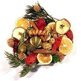 Como secar as frutas em rodelas para decorar minha casa