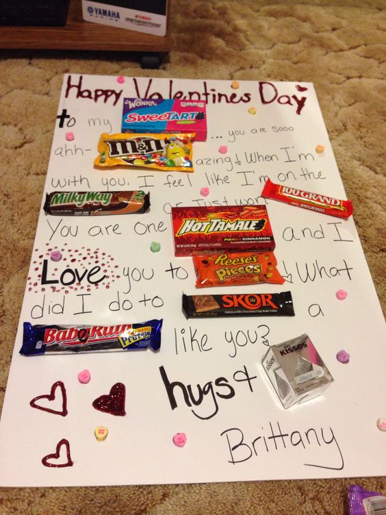 valentines gifts for your boyfriend