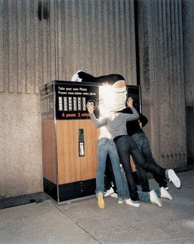 Photobooth old skool