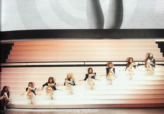 160410 GIRLS GENERATION THE 4TH TOUR 'PHANTASIA' in Japan Memorial Book SNSD
