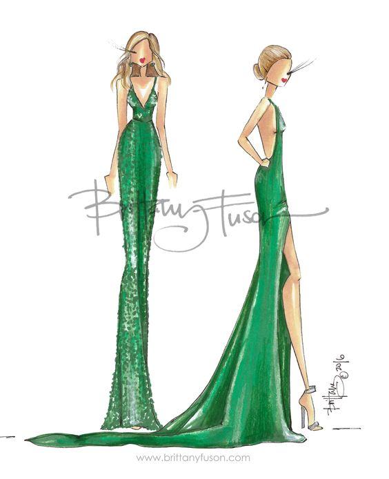 Brittany Fuson: Oscars 2016 Rachel McAdams