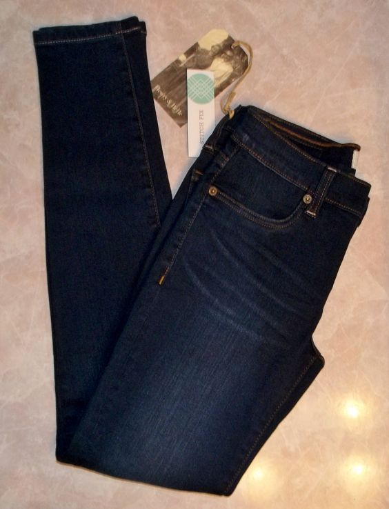 how to fix stretched out jeans