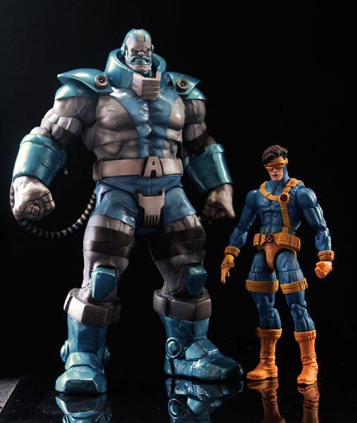 apocalypse (Marvel Legends) Custom Action Figure   Custom ...