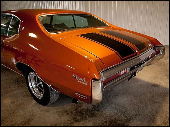 1970 Buick Skylark  455 CI, Automatic