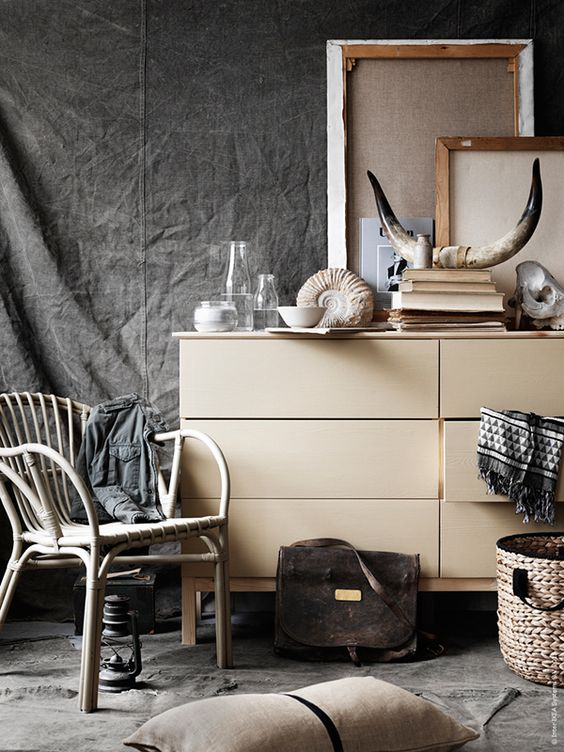 ikea holmsel chair decoraci n pinterest home chairs and chang 39 e 3. Black Bedroom Furniture Sets. Home Design Ideas
