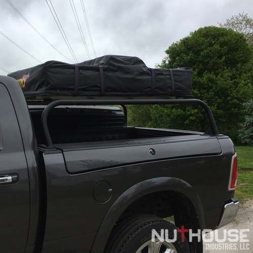 Nutzo Rambox Series Expedition Truck Bed Rack Nuthouse Industries Rambox Expedition Truck Truck Bed