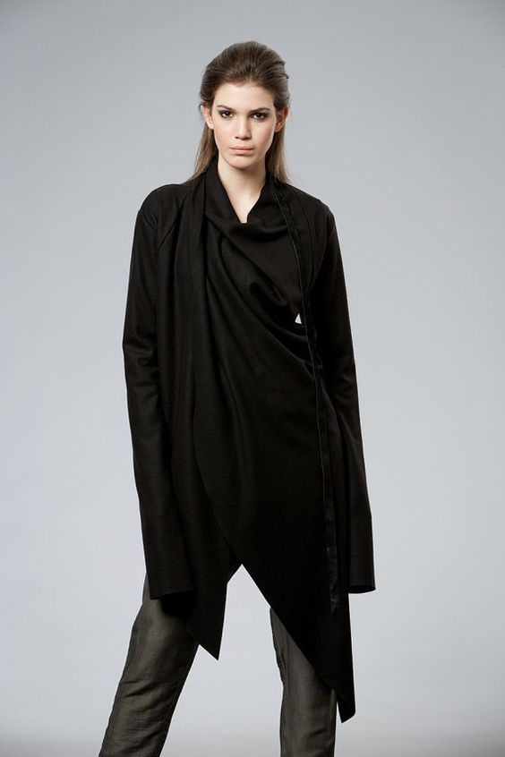 Coats Long jumpers and Jumpers on Pinterest