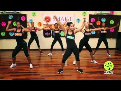 Girls, I just did this 5 minute Zumba dance. SO fun and a great way to get your heart pumping for the day.