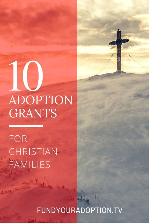 10 Adoption Grants For Christian Families