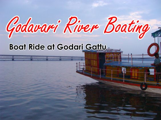 The Godavari River flows a distance of 1,465 kilometres, making it the second longest river in India, after the Ganges. The town of Rajahmundry is located on the banks of Godavari River and the river is the widest at this point. Its width is about 5 kilometres from Rajahmundry to the other side, where Kovvur is located.