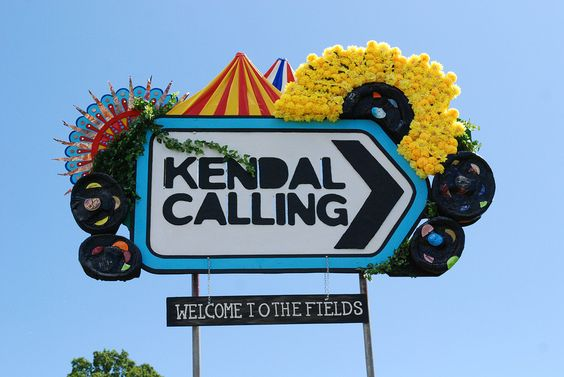 Kendal Calling! 2012