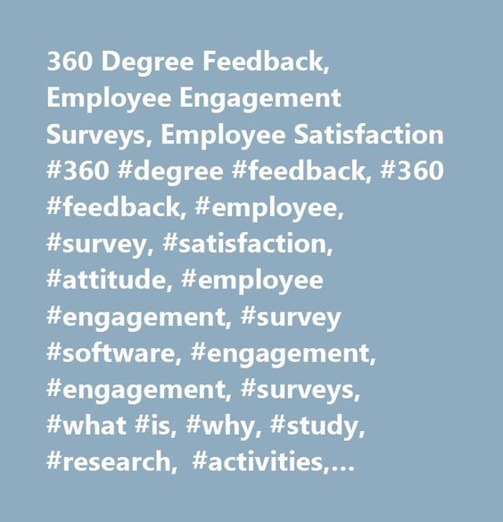 The  Best  Degree Feedback Ideas On   Hr