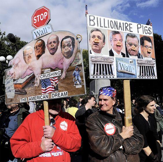 États-Unis - Occupy Wall Street