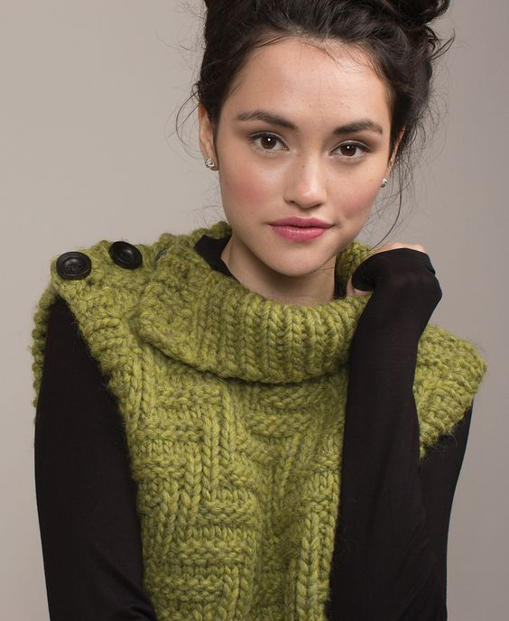 Knitting Pattern Vest Bulky Yarn : Pinterest   The world s catalog of ideas