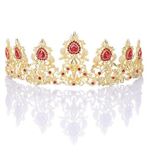 Remedios Royal Diadème Cristal mariage tiare Prom Pageant Couronne Bandeau Remedios http://www.amazon.fr/dp/B019DSG6B6/ref=cm_sw_r_pi_dp_9FQVwb149XR9B